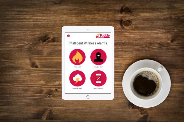 Kidde Intelligent Wireless Alarms App Demo