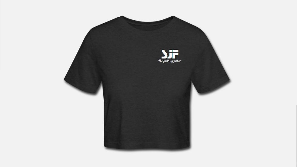 Croppad T-shirt