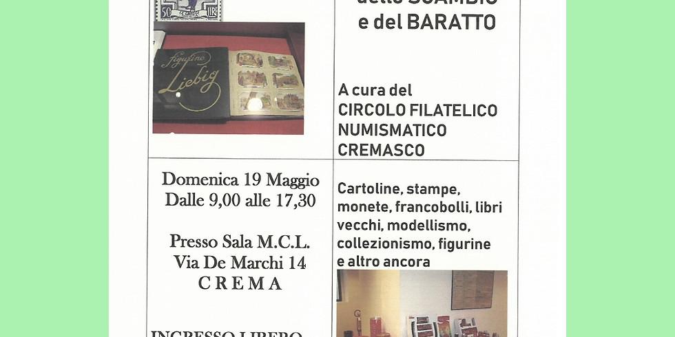GIORNATA DELLO SCAMBIO E DEL BARATTO