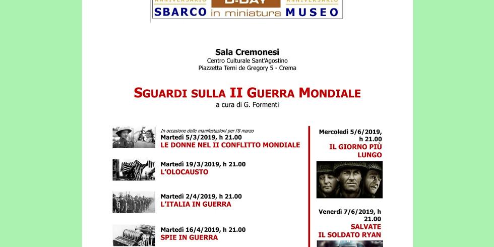 SGUARDI SULLA II GUERRA MONDIALE