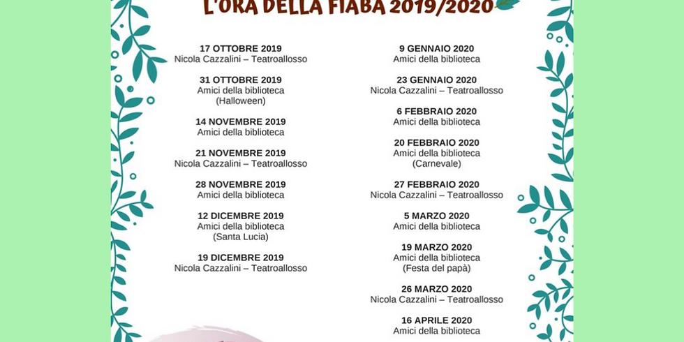 L'ORA DELLA FIABA 2019