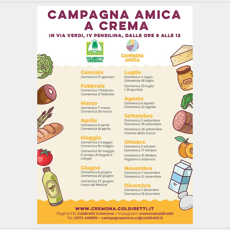CAMPAGNA AMICA 2021