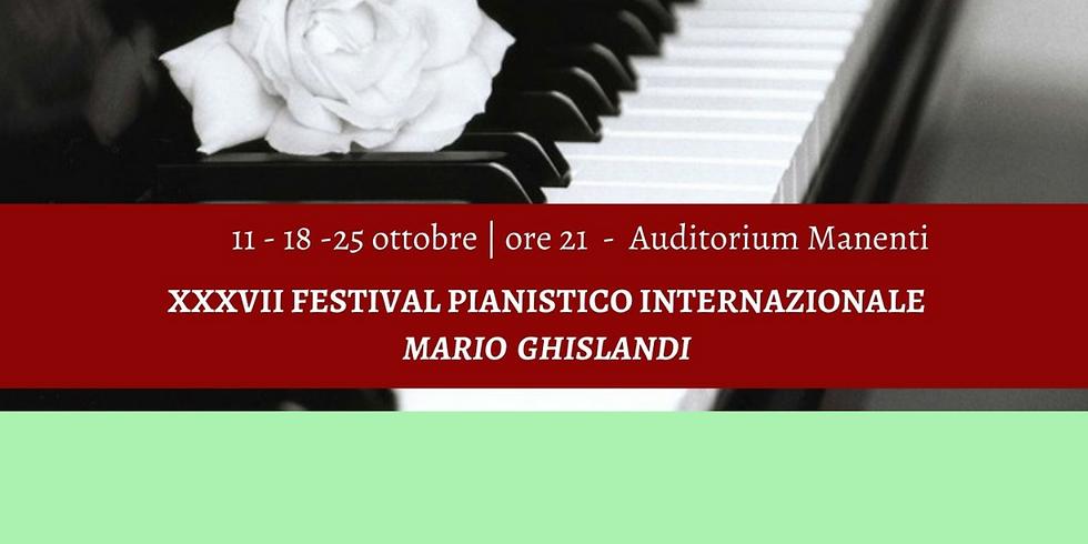 MARIO GHISLANDI FESTIAVAL PIANISTICO INTERNAZIONALE