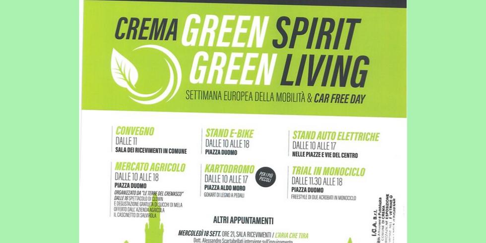 CREMA GREEN SPIRIT GREEN LIVING