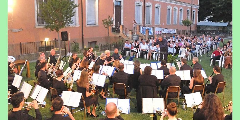 Concerto dell'Orchestra di fiati di Trigolo a San Bernardino