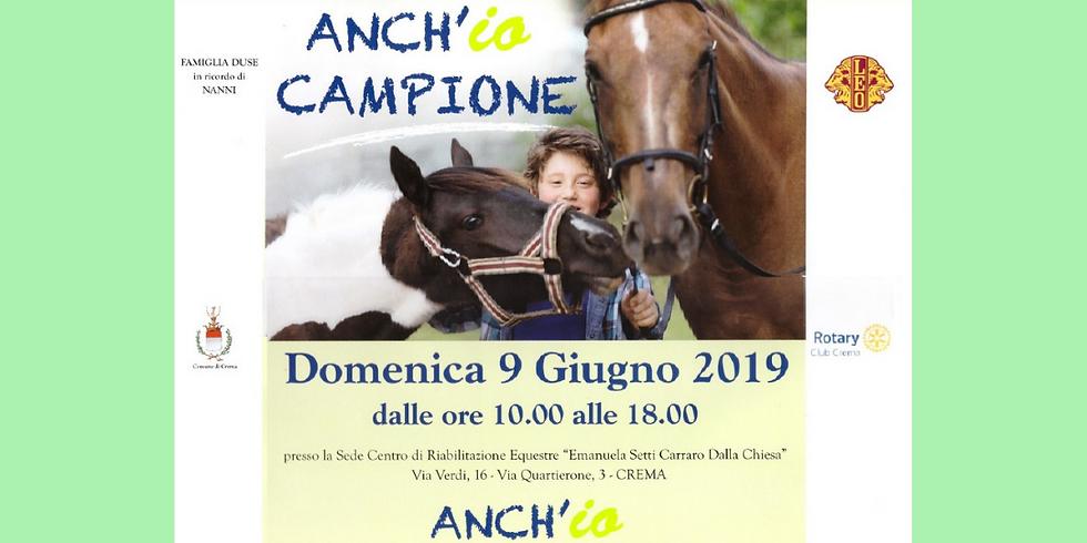 ANCH'IO CAMPIONE