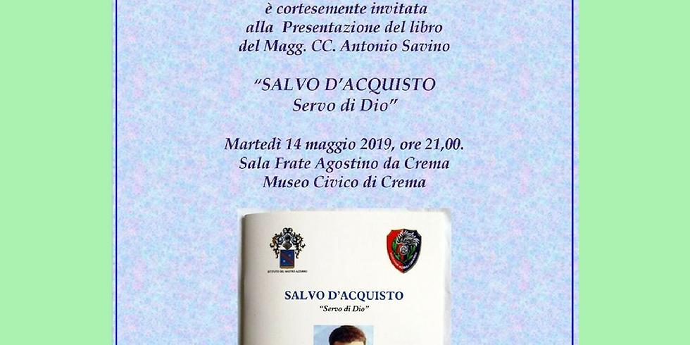 SALVO D'ACQUISTO, SERVO DI DIO