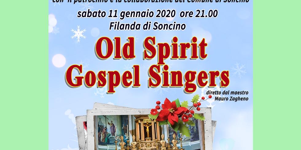 OLD SPIRIT GOSPEL SINGERS