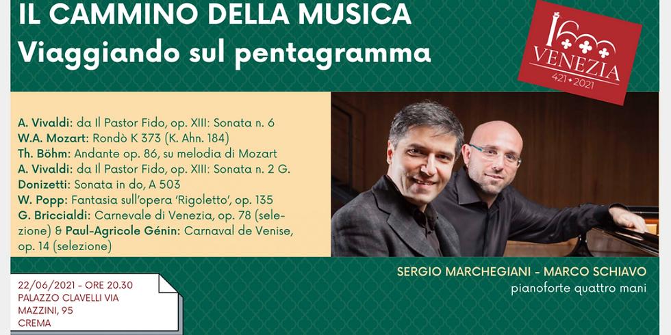 MUSICA IN CORTE: SERATA DEL 22/06/2021