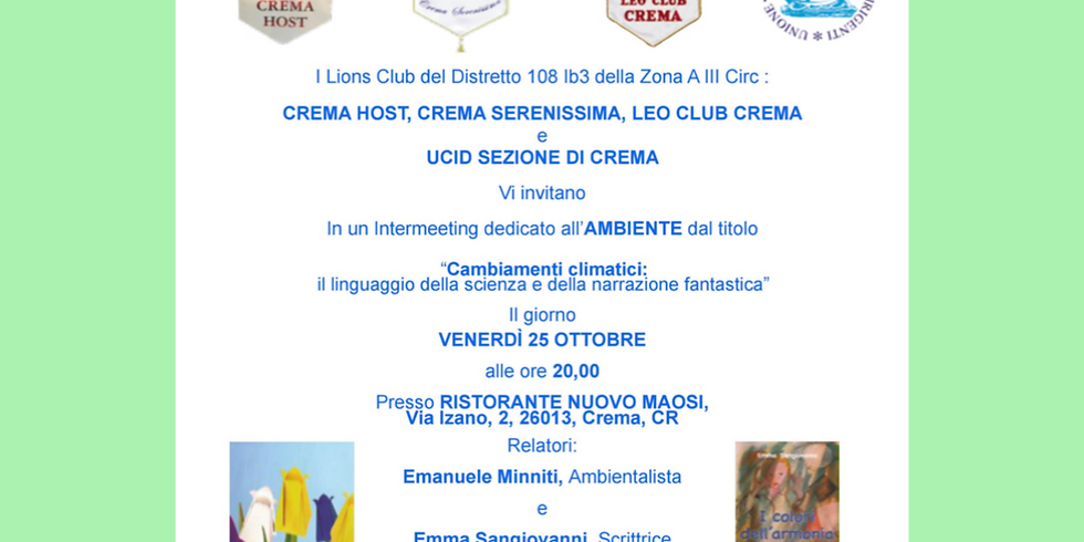INTERNATIONAL ASSOCIATION OF LIONS CLUBS INTERMEETING