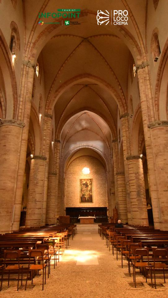 L'interno del Duomo