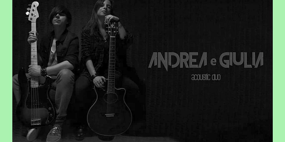 ANDREA E GIULIA LIVE