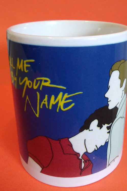 TAZZA CALL ME BY YOUR NAME