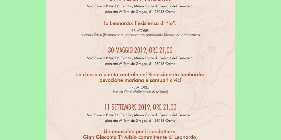 Leonardo-suggestioni e contaminazioni a Crema e nel Cremasco