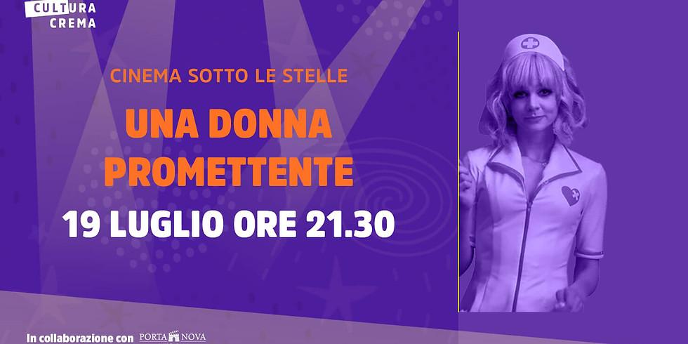 CINEMA SOTTO LE STELLE - UNA DONNA PROMETTENTE