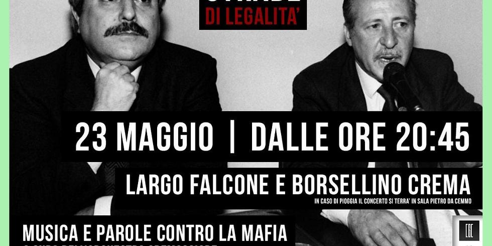 STRADE DI LEGALITA'