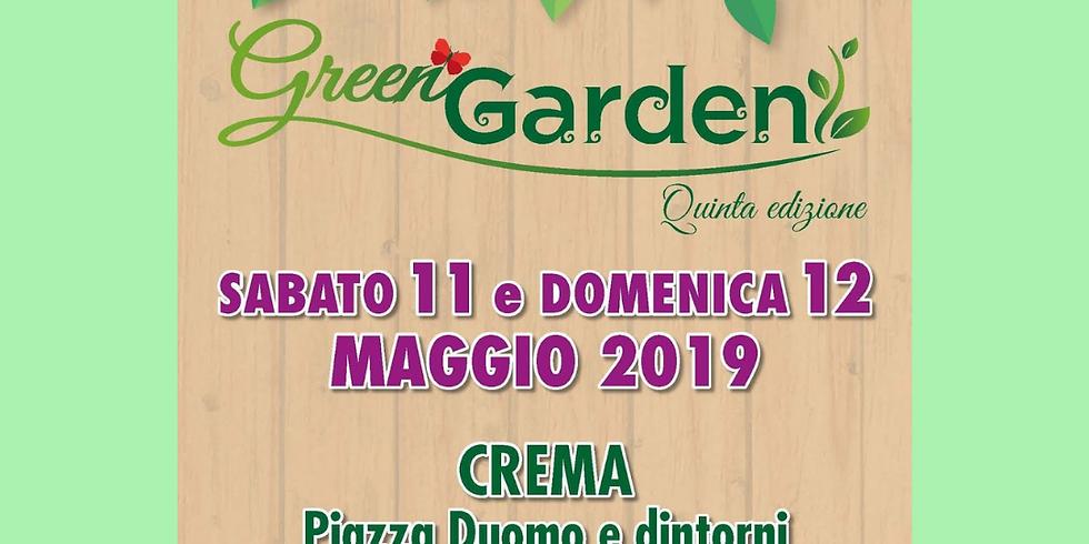 GREEN GARDEN 5^ EDIZIONE