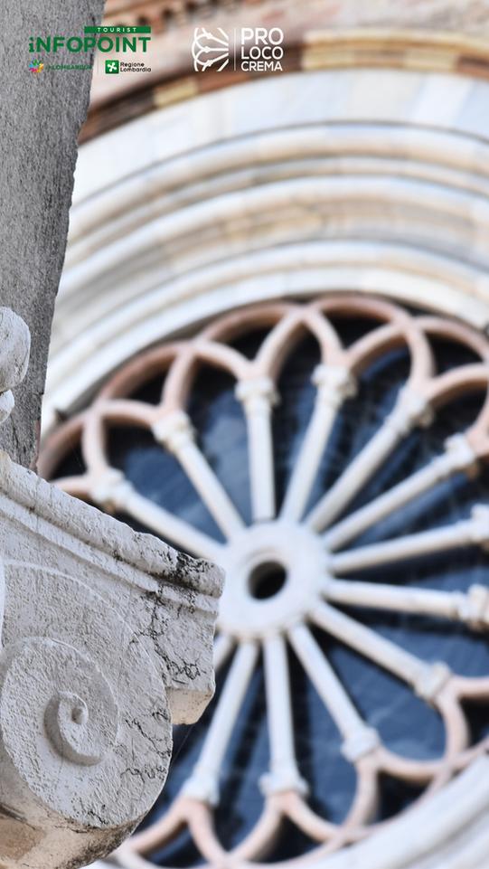 Il rosone del Duomo