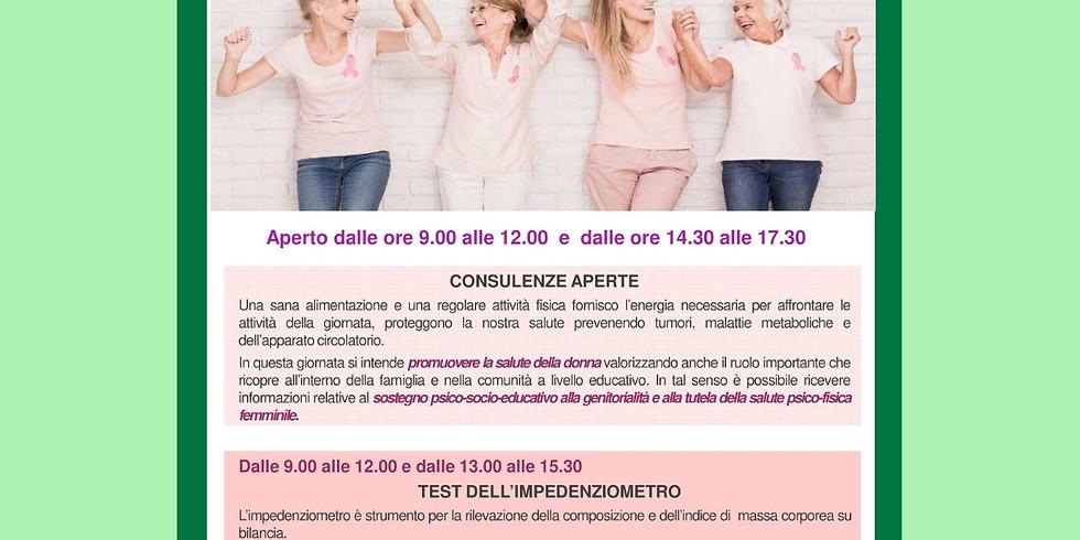 """Giornata internazionale della donna """"OPEN DAY CONSULTORIO FAMILIARE"""""""