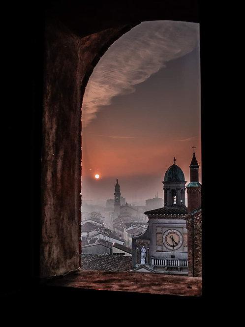 FOTOGRAFIA D'AUTORE FIRMATA MARCELLO GINELLI