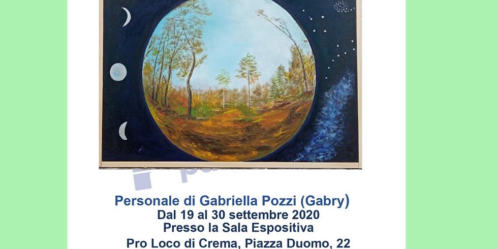 Personale di Gabriella Pozzi