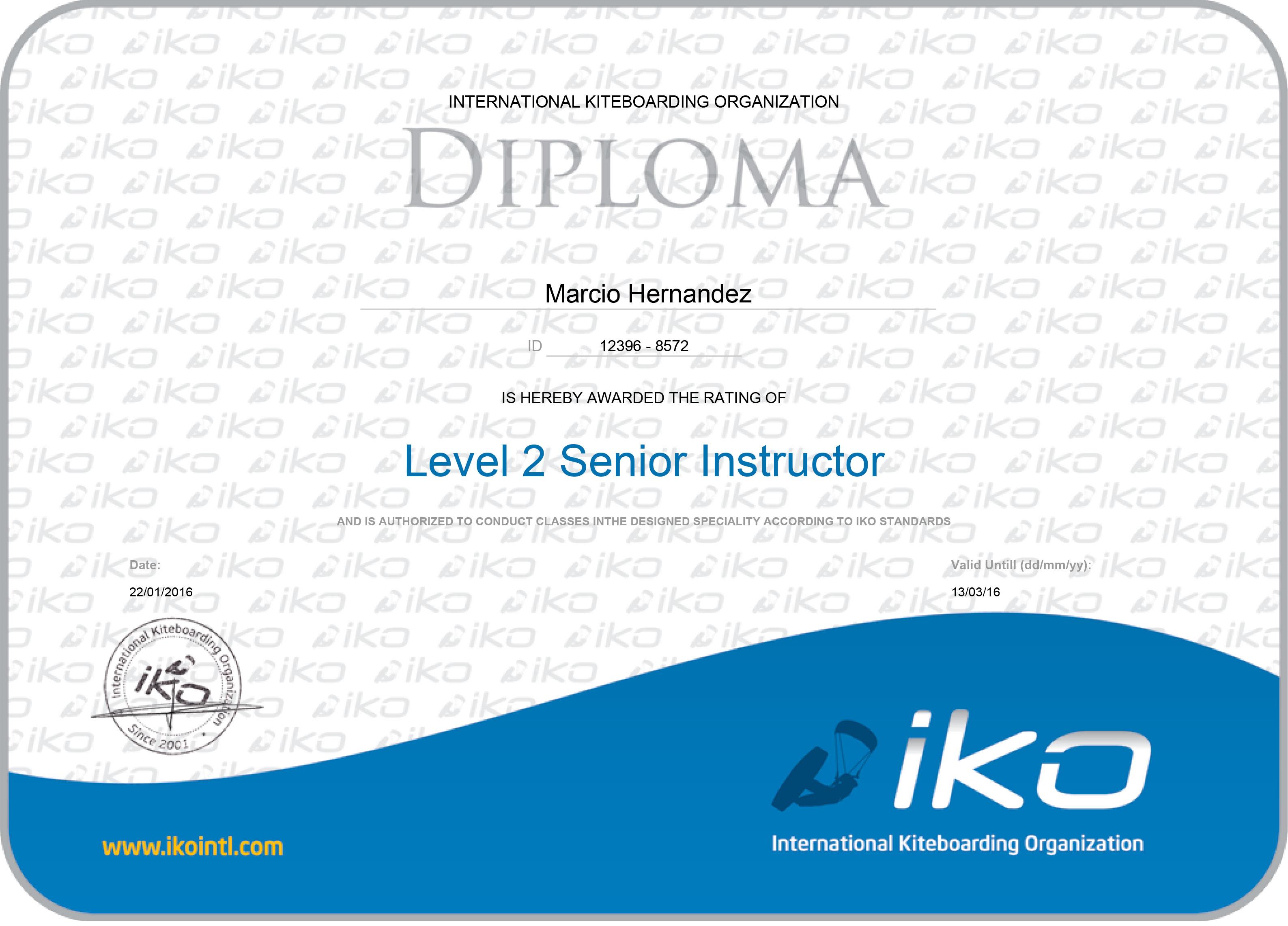certificate_IKO-Senior_22012016