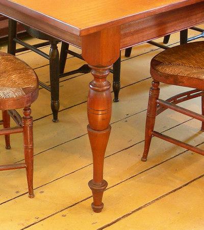 Walker Creek table legs