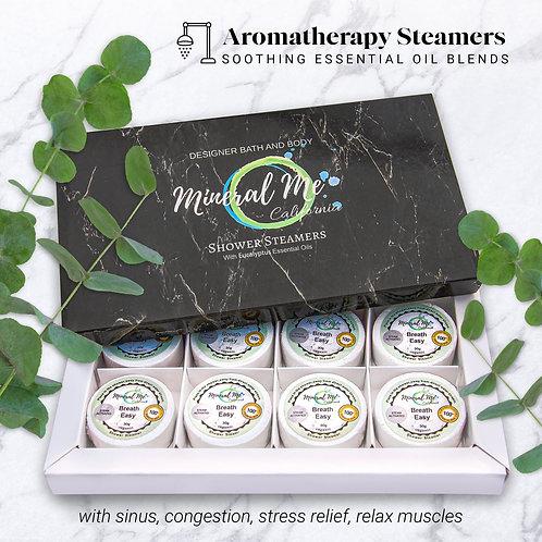 Eucalyptus Mint- Aromatherapy Shower Steamers -
