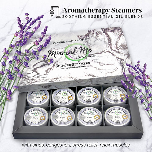 Lavender - Aromatherapy Shower Steamers