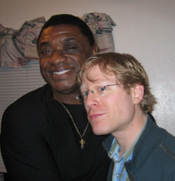 Anthony Rapp and me