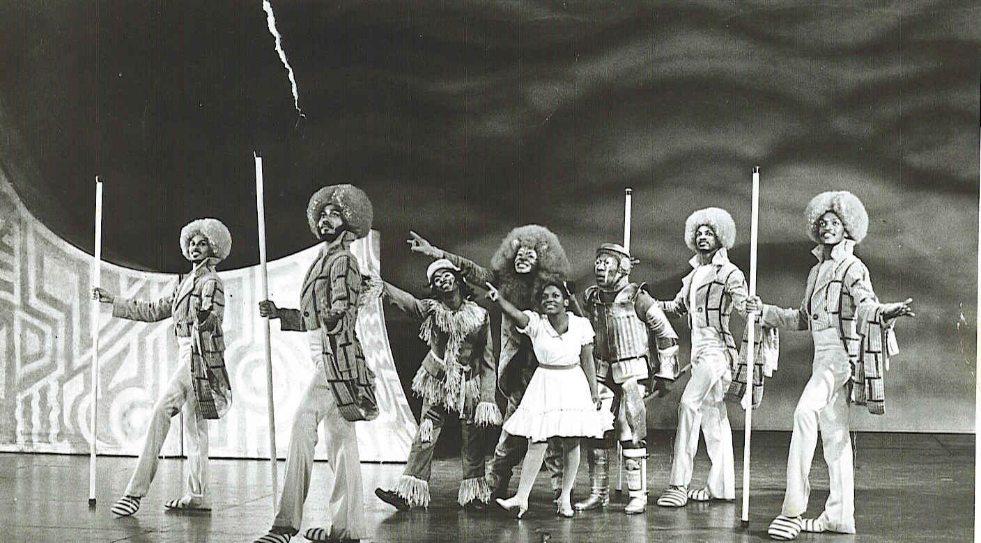 The Wiz Broadway-Stephanie Mills