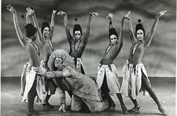 Broadway's The Wiz