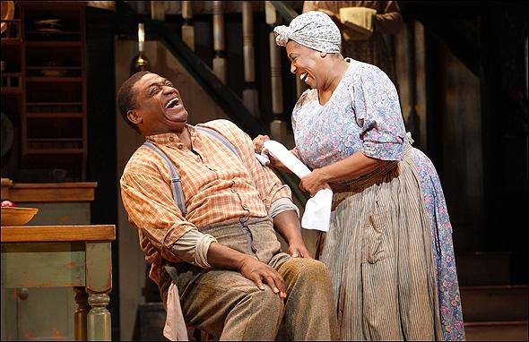 Show Boat-Asolo Repertory Theater