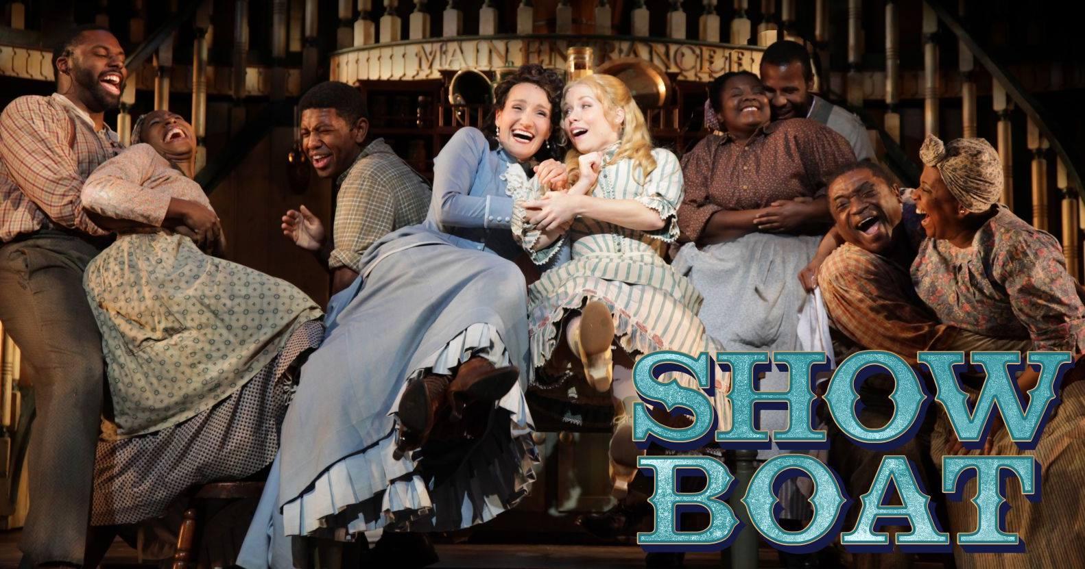 Show Boat Cast -Asolo Rep.