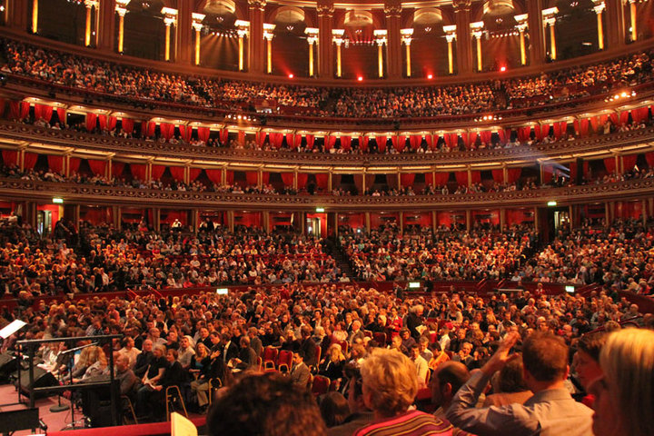 Kristina-Royal Albert Hall, London