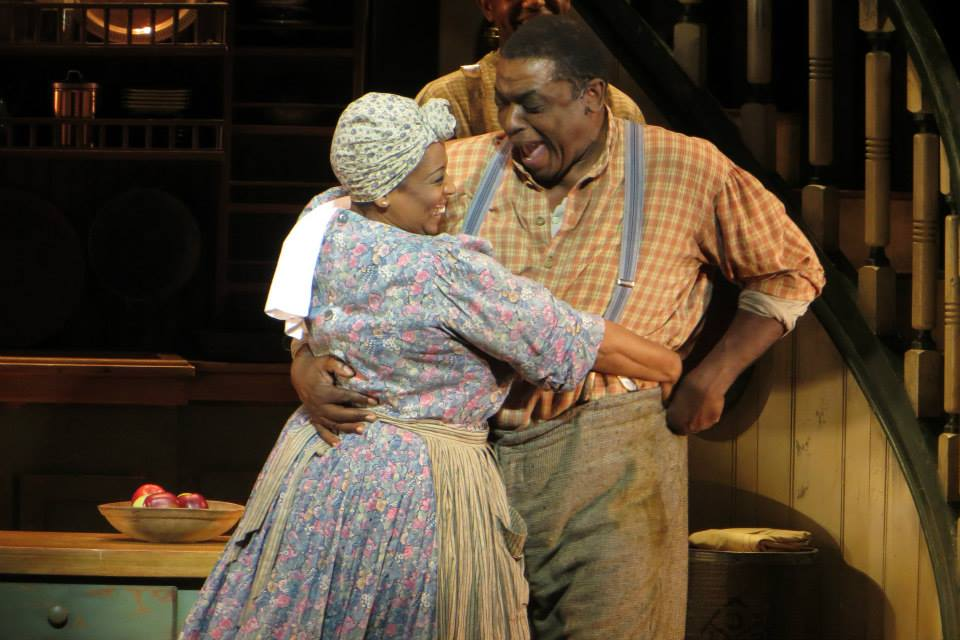 Queenie and Joe-Show Boat