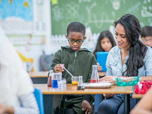 DPSCD OUTPACES STATE AVERAGE FOR GROWTH IN MATH AND LITERACY