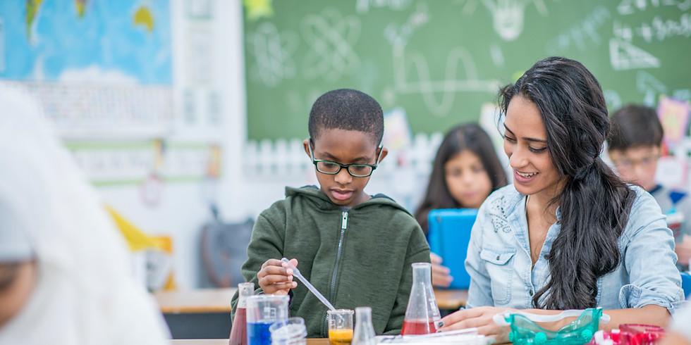 Atelier cap sciences pour les  3G et 4èmes années primaires