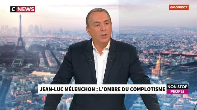 Coup de gueule suite aux propos de Jean-Luc Mélenchon - CNEWS - Morandini live du 08/06/21