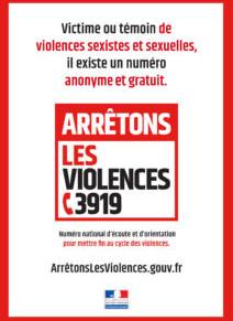 Féminicide et violences faites aux femmes
