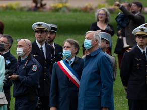 14 Juillet au parc Pasteur à Orléans en présence de Michel Barnier