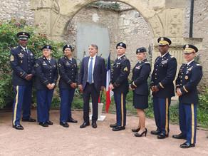 77ème anniversaire de la libération d'Orléans par l'armée américaine