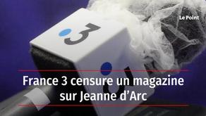 Le Point - Jeanne d'Arc trop dangereuse pour France Télévisions