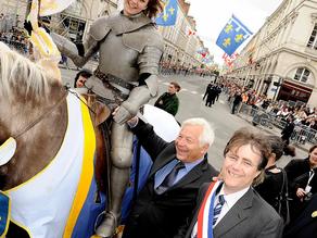 Jeanne d'Arc, Denis Tillinac