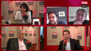 SUD RADIO - Violences au sein de notre société - 07/05/21