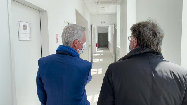 Orléans - Visite de la maison de santé Madeleine Brès
