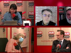 SUD RADIO - Hausse de la délinquance - 23/04/21