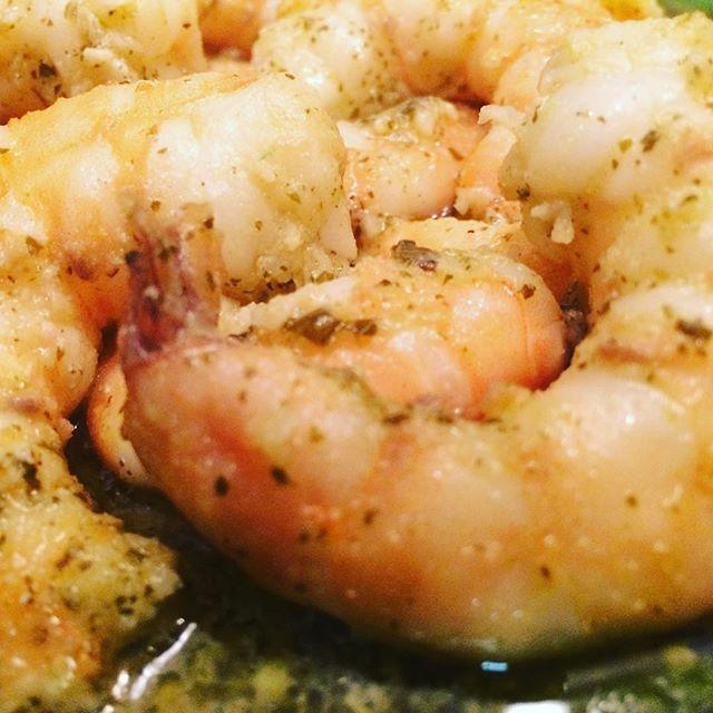Pesto Shrimp #ChefJarvis #love #TagsForLikes