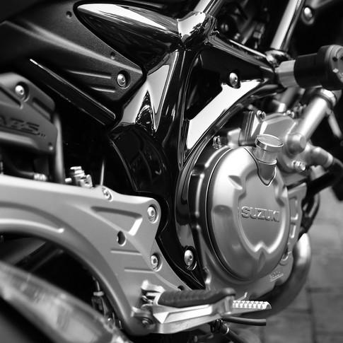 2008 Yamaha XVS 1100