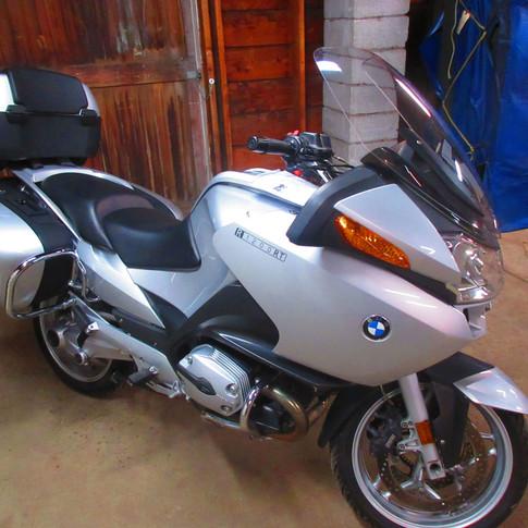 2007 BMW R1200 RT